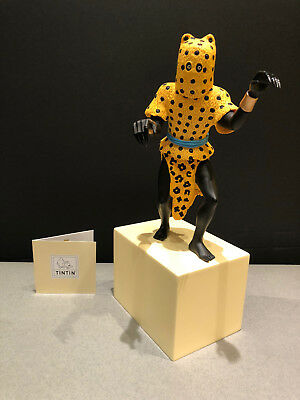 L'homme Leopard - Collection Musee Imaginaire - Herge / Moulinsart - Neuf