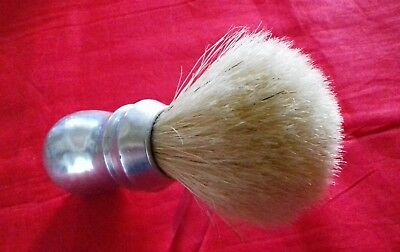 Pennello da barba shaving brush in setola vintage