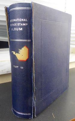 Excellent Collection A-Z  in a Battered Scott International Album  No Reserve!