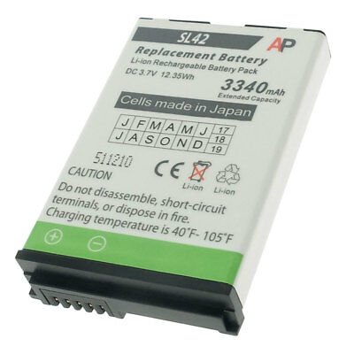 Replacement Battery for Honeywell Captuvo SL42 and Captuvo Healthcare