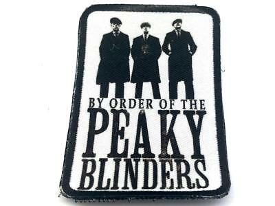 By Order of the Peaky Blinders Sublimated Morale Cosplay Fan Patch