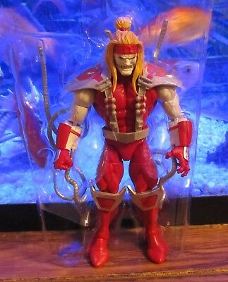 Marvel Legends 2018 X-MEN OMEGA RED FIGURE Loose 6 Inch Deadpool Sauron Wave
