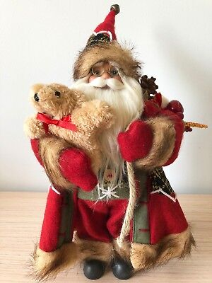 30 cm Santa Claus  Xmas Party Decoration Christmas Ornament Home