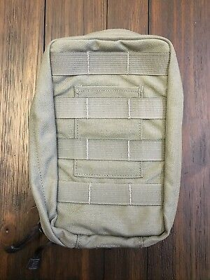 Molle Utility/gp Pouch, Foliage Green, New