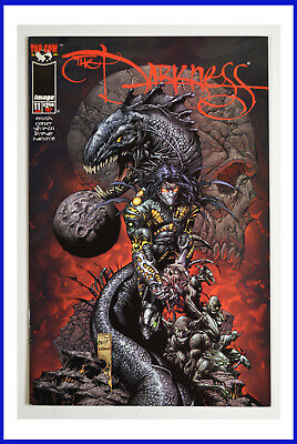 The Darkness #11 (Image, January 1998) NM- Comic Book