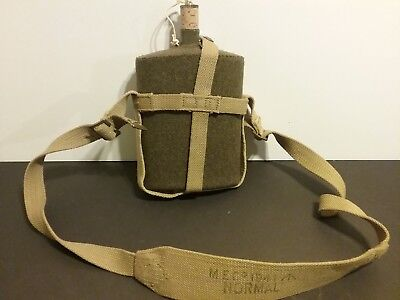 British WW2 ERA ARMY SOLDIER Water Bottle/Canteen Great Condition