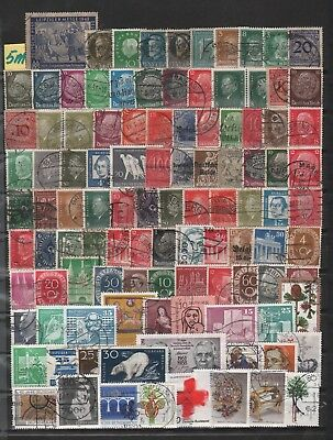 Germany   Lot Of Old Stamps #5M