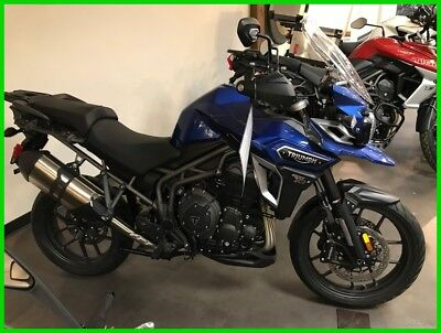 2017 Triumph Tiger Explorer XRx 2017 Triumph Tiger Explorer XRx New
