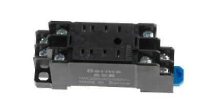 PYF8A Relay Timer Base ONLY used with H3Y - 2. 2 p MY2NJ MY2N - J UK Seller