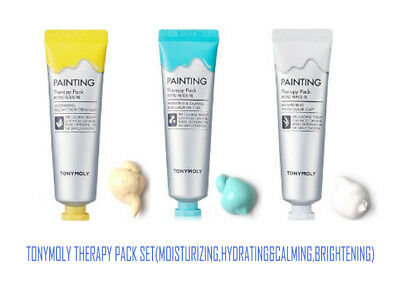 [ TONYMOLY  ] Painting Therapy Pack 30 g 3 Different Types ++Choose++