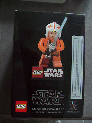 NEW LEGO Star Wars Luke Skywalker Maquette Gentle Giant Figure