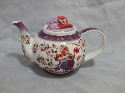 Paul Cardew Tea-Time Red Hat Society Teapot