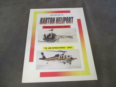 2002 Signed History Barton Heliport - Los Angeles County Fire Department     ch