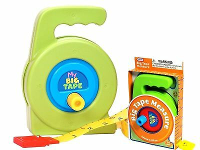 My First Big Tape Measure Learning & Measuring Kids Educational Toy Role Play