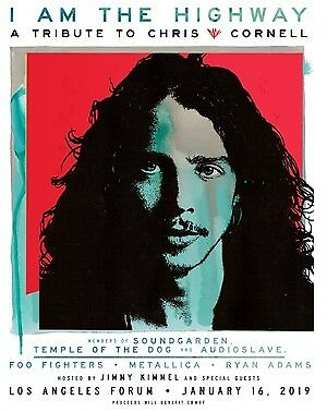 I Am The Highway - Chris Cornell Tribute Concert Tickets - 2 Together!
