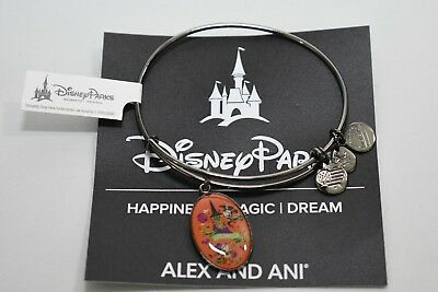 Disney Parks Alex and Ani Event Bangle Mickey's Halloween Party 2018