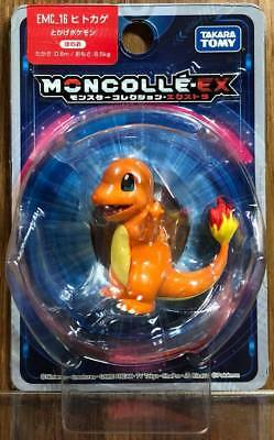Takara TOMY Pokemon Moncolle EX Charmander EMC_16 Figure in stock