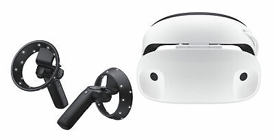 Dell VR Visor Virtual Reality Headset w/ Controllers - Compatible Windows PC