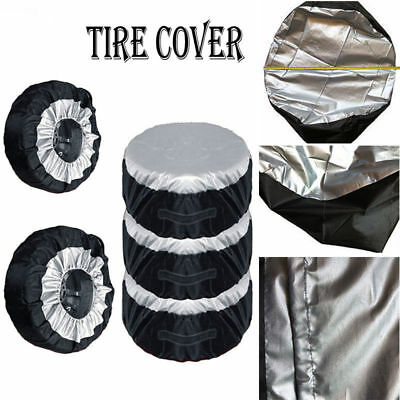 """Universal 13-19"""" 1PC Car SUV Wheel Bag Tire Tyre Spare Storage Cover Tote Hot"""