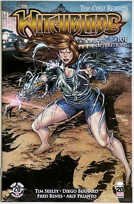 Witchblade 161 Vol 1 Variant B Cover - Top Cow / Image - Tim Seeley - D Bernard