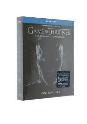 Game of Thrones Season 6 & 7 Complete Blu-ray No Digital Fast Shipping US Seller