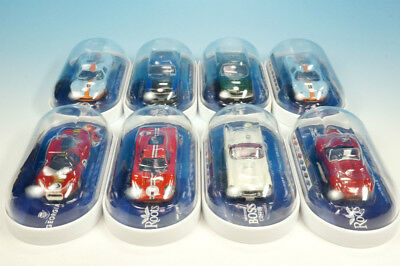 LAWSON 1/72 FORD 100th Anniversary collection ( set of 8 ) GT40 MUSTANG COBRA