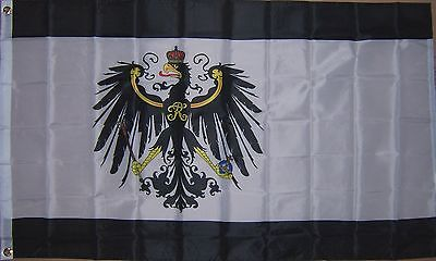 PRUSSIA PRUSSIAN GERMAN GERMANY WWII FLAG NEW 3x5ft better quality usa seller