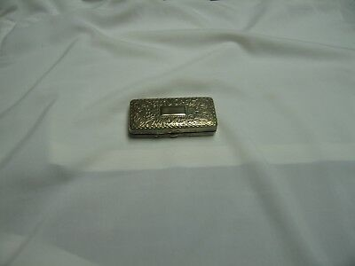 Early 1900's Case Pocket Edition Gillette Old Type Open Comb DE Safety Razor