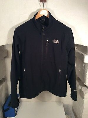 THE NORTH FACE - Men's Jacket - Size M - Black - Full Zip - Apex