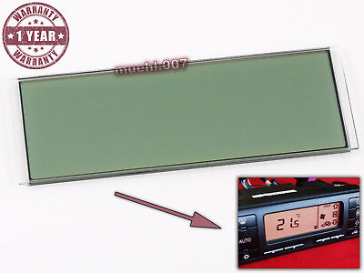 New Panel For Seat Leon Toledo Lcd Clima Control Display A/c Climatronic