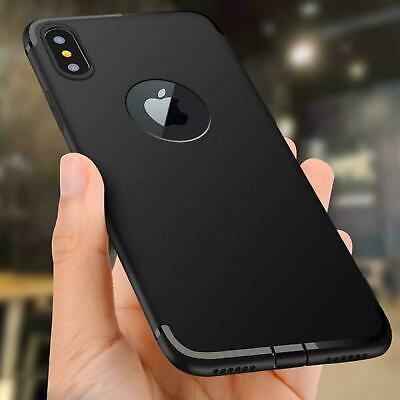 Tpu Handy Hülle Iphone X Xr Xs Max 6 7 8 Plus Schutzhülle Tasche Back Cover Case