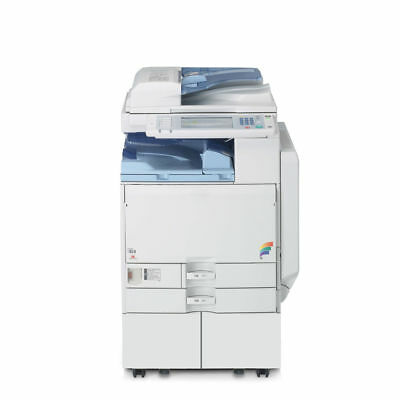 Ricoh Aficio MP C2800 Color Laser Multifunction Copier Printer Scanner