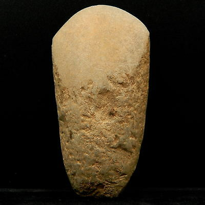 GENUINE ! Saharian NEOLITHIC - Aplite AXE - 105 mm LONG