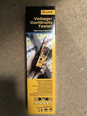 Fluke T90 Voltage and Continuity Tester - Brand New In Box
