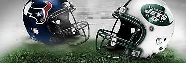 New York Jets vs Houston Texans - tickets for sale