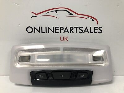 Bmw F30 Roof Headliner Rear Reading Light Panel 3 Series 43927793202