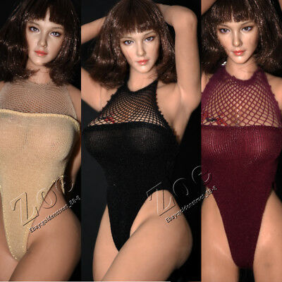 [NO STAIN] 1/6 scale TBLeague phicen swimsuit doll bikini hottoys playtoys