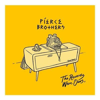 Pierce Brothers - The Records Were Ours [New & Sealed] CD Digipack