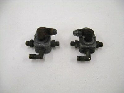 Fuel Flow Dividers - Lycoming TIO-540 - Lot # A219