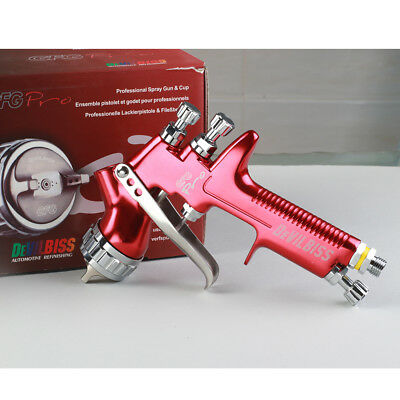Devilbiss GFG Pro Automotive Spray Gun Gravity Feed Type Nozzle Diameter 1.3mm