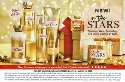 Bath And Body Works 20% OFF Coupon Codes ASAP!