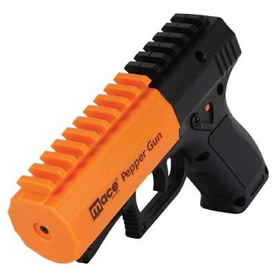 Self Defense Mace Pepper Spray Gun 2.0 Home Personal Security Protection