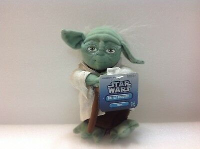 Star Wars Original Trilogy Collection - Battle Buddies Yoda Collectible Plush