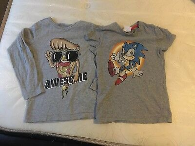 Boys Next Top Bundle Age 5 Sonic