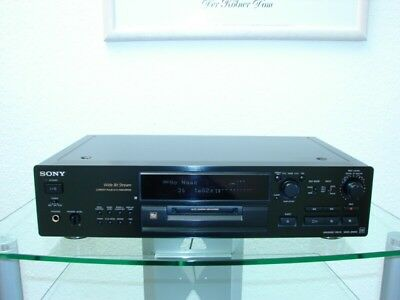 Sony MDS-JB920 High-End Mini-Disc Recorder, ink. FB + Zubehör, 12 Mon Garantie*