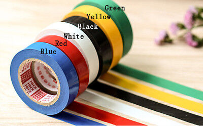Duct Choice Waterproof Tape Gaffer 15m Self 10m Gaffa Colors Cloth Duck Repair