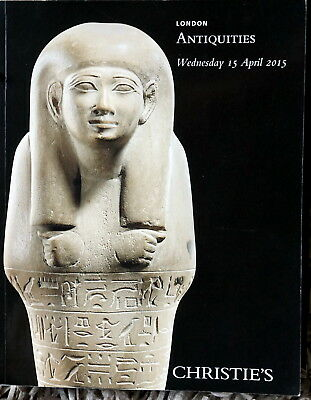 Christies Antiquities London 4/15/15  Sale Code 10372- Hj 2