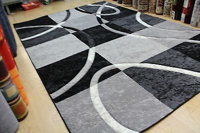 Modern Small Large Carved Quality Thick Long Floor Carpet Runner Rugs Mats 10%OF