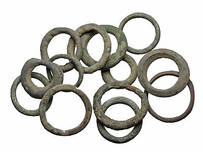 Celtic, Bronze Ring Proto-Money, 800-500 B.C. ****Price Per Piece*****