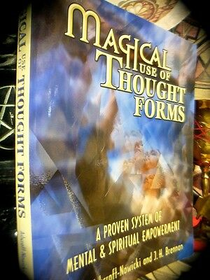 Ashcroft-Nowicki: Magical Use Of Thought Forms ~ 2006 Sc ~ Occult Magick O.t.o.